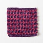 Mixed Berry Dishcloth Pattern