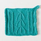 Desert Arrow Dishcloth Pattern