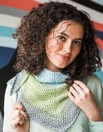 Lavender Fields Shawl Pattern