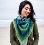 Caterpillar Shawlette Pattern