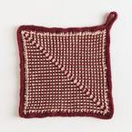Scruby Stripes Dishcloth Pattern