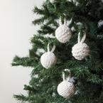 Bulky Baubles Pattern