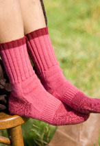 Hiking Socks Pattern Pattern
