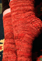 Kazak Socks Pattern
