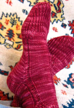 Mashad Socks Pattern