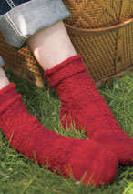 Salor Socks Pattern
