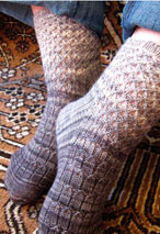 Mood Socks Pattern