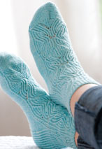 Nain Socks Pattern