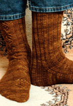 Senneh Socks Pattern