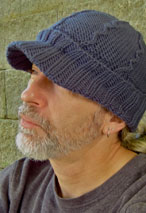 Counterpoint Hat Pattern Pattern