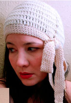 Millie Side Tie Cloche Pattern Pattern