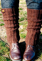 Ice Breakers Thermal Legwarmers Pattern Pattern