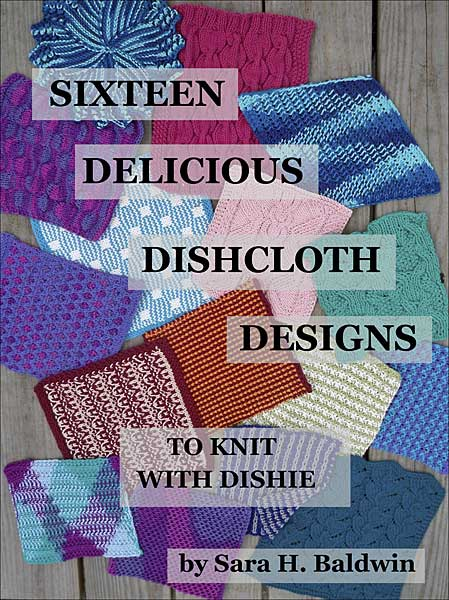 Sixteen Delicious Dishcloth Designs eBook