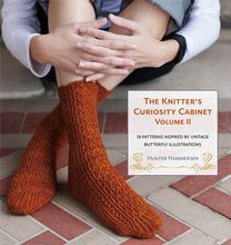The Knitter's Curiosity Cabinet II eBook