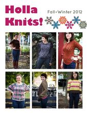 Holla Knits Fall Winter 2013 eBook