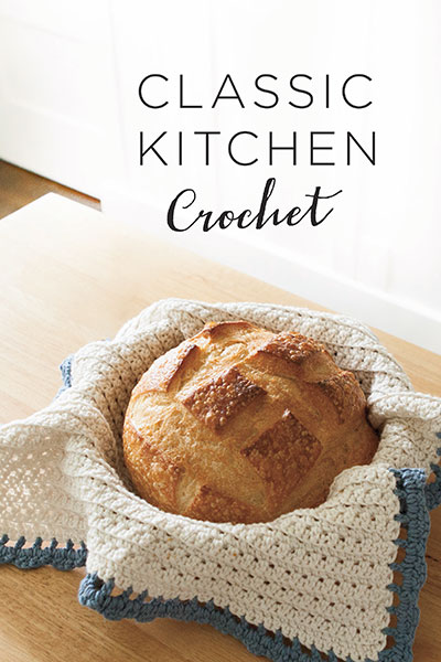 Classic Kitchen Crochet Collection eBook