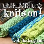 Dishcloth Diva Knits On! eBook