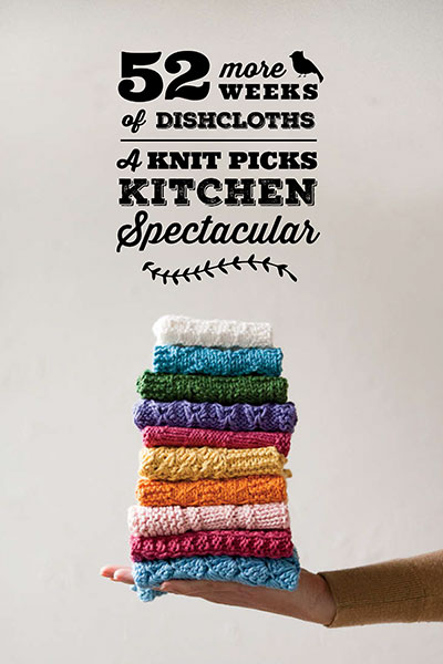 52 More Weeks of Dishcloths 2015 Pattern Collection eBook