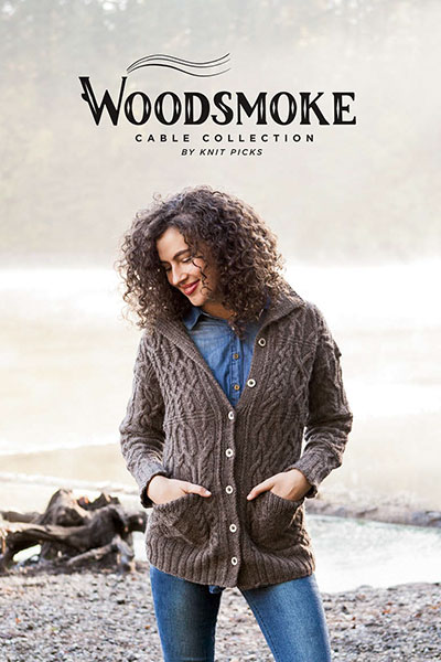 Woodsmoke Cable Collection eBook