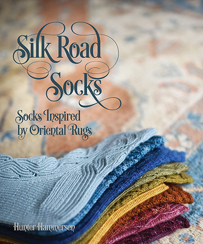 Silk Road Socks eBook - 2nd edition
