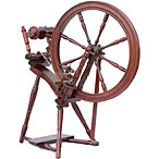 Walnut Interlude Spinning Wheel