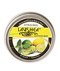 Lavishea Lotion Bar - Citrus Basil