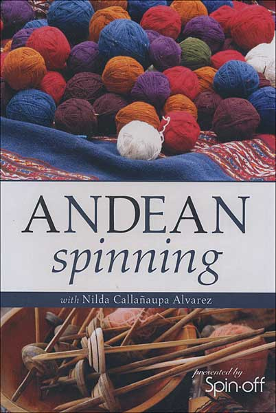Andean Spinning DVD