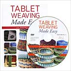 Tablet Weaving Made Easy DVD