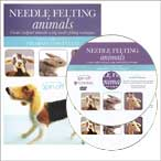 Needle Felting Animals DVD