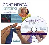 Continental Knitting DVD