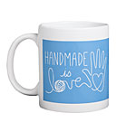 KnitPicks Mug - Handmade is Love