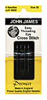 Easy Threading Tapestry Needle John James Size 28