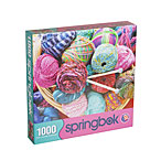 Knit Fit 1000 Piece Jigsaw Puzzle