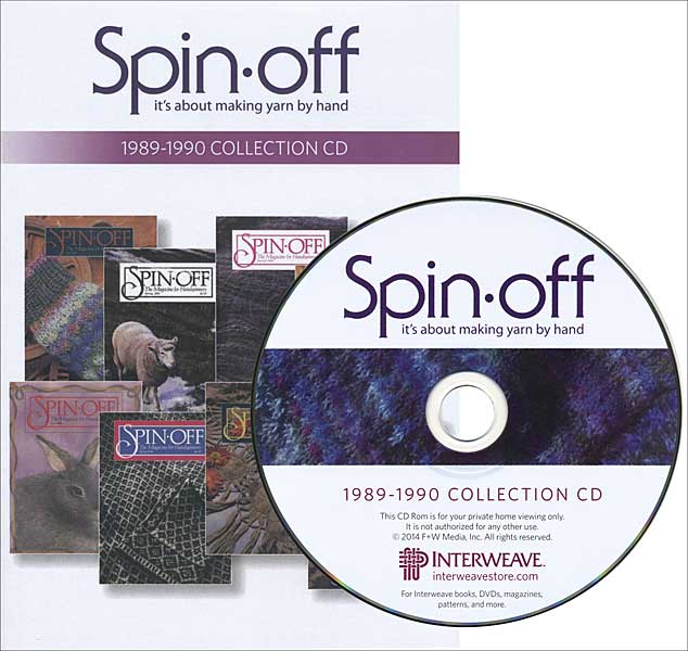 Spin-off 1989-1990 Collection CD