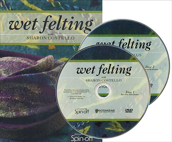 Wet Felting DVD
