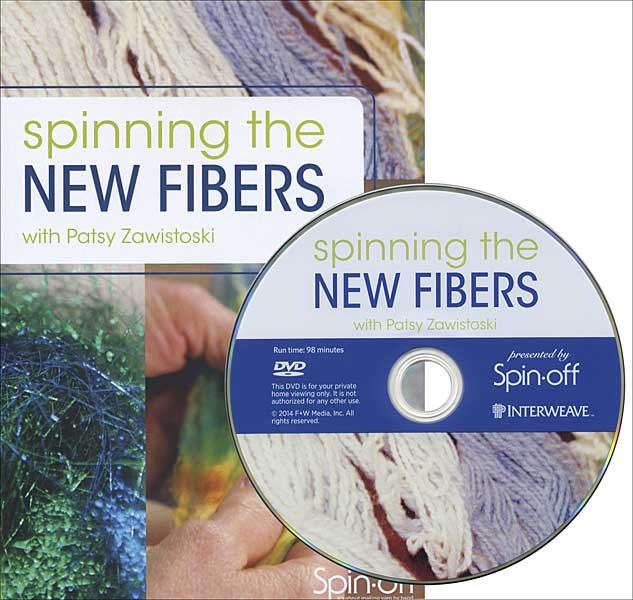 Spinning the New Fibers DVD