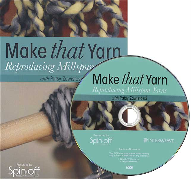 Make That Yarn DVD