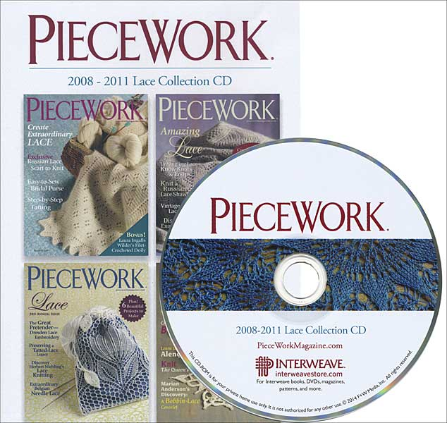 Piecework 2008-2011 Collection CD