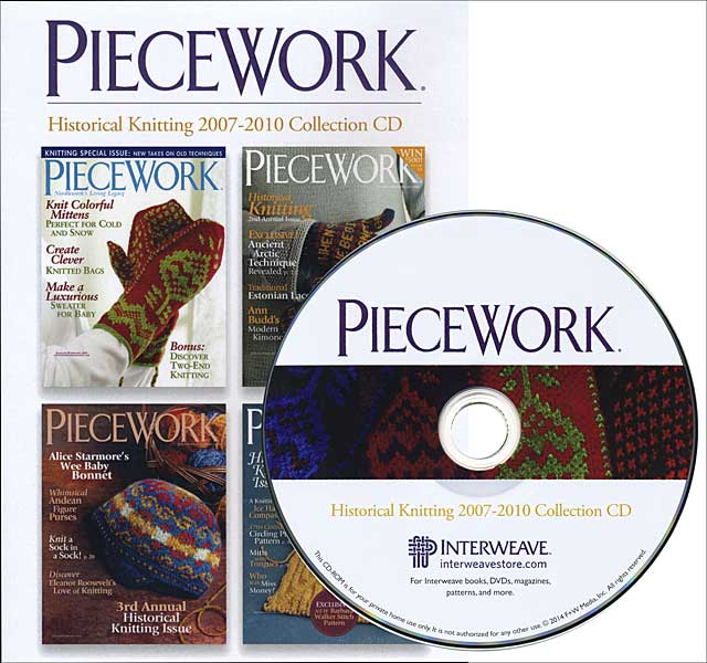 Piecework 2007-2010 Collection CD
