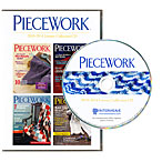 Piecework 2010-2014 Collection CD