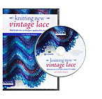Knitting New Vintage Lace DVD
