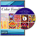 Color Magic Color Families DVD