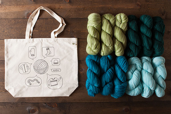 Beginner Blanket Kit – Coastal