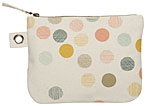 Carousel Large Zipper Pouch