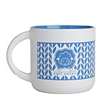 Knit Around Mug - Blue