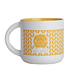 Knit Around Mug - Sunshine