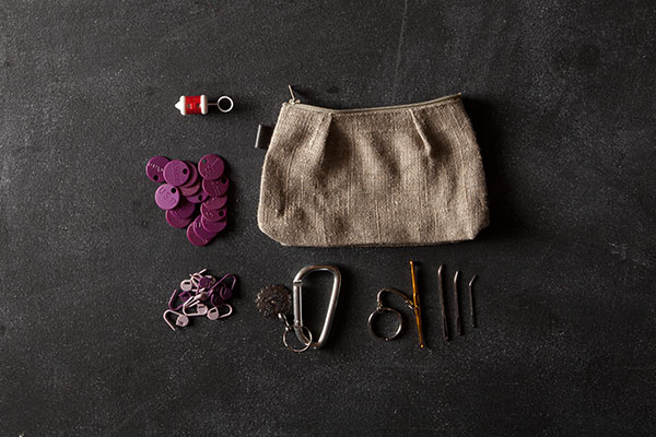 Fog Linen Pouch Essential Kit