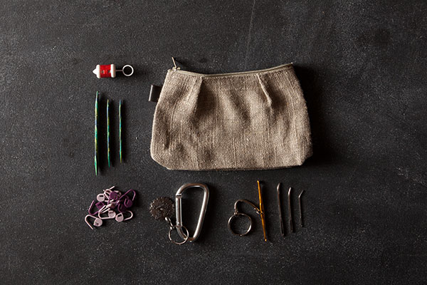 Fog Linen Pouch Cable Kit