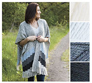 Oakwood Poncho Winter Wanderer Kit