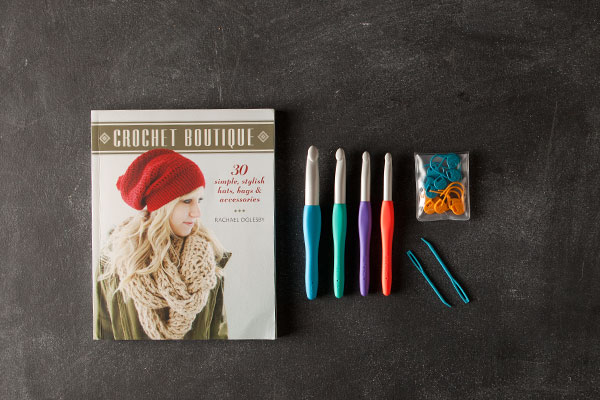 Bulky Crochet Kit